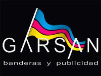 tienda de banderas-y-publicidad-garsan logo