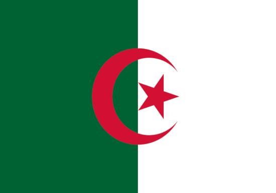 comprar bandera de argelia