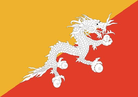 comprar bandera de butan