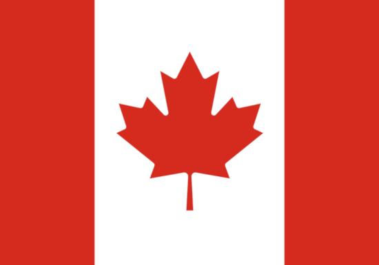 comprar bandera de canada