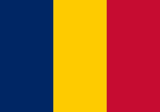 Comprar bandera de Chad