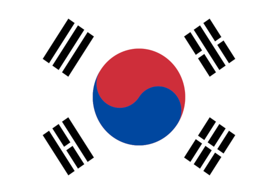 comprar bandera de corea-del-sur
