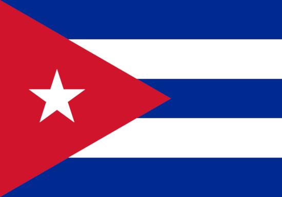 comprar bandera de cuba