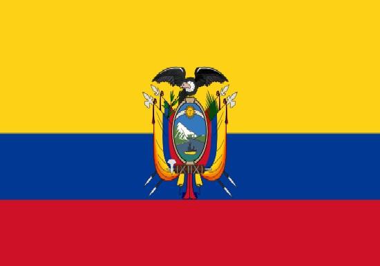 comprar bandera de ecuador