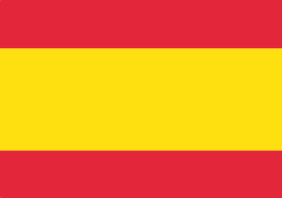 Comprar bandera de España sin escudo