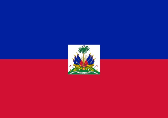 comprar bandera de haiti