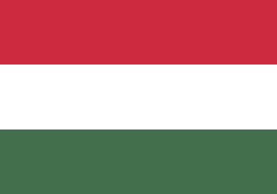 Comprar bandera de Hungría