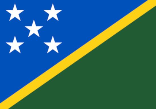 Comprar bandera de Islas Salomón