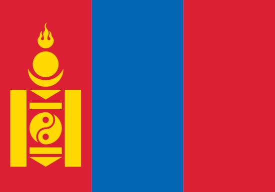 comprar bandera de mongolia