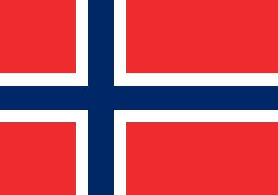 Comprar bandera de Noruega