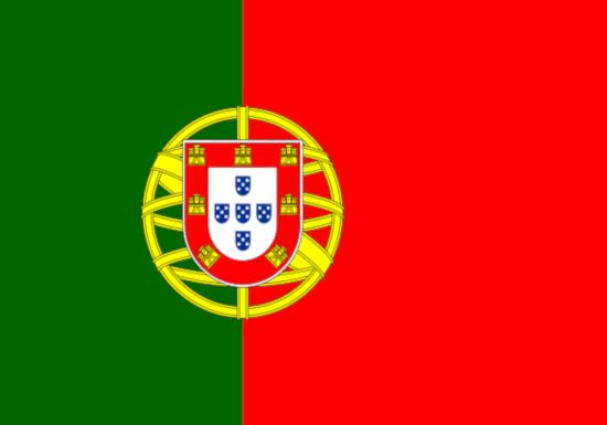 Comprar bandera de Portugal