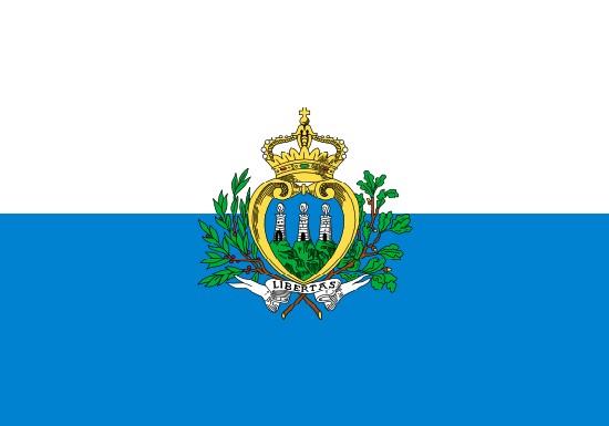 comprar bandera de San Marino