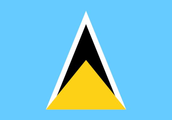 comprar bandera de santa-lucia
