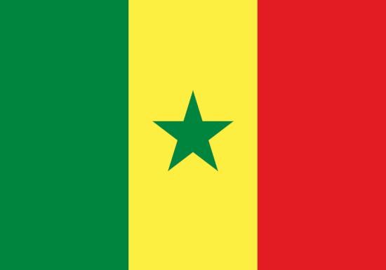 comprar bandera de senegal