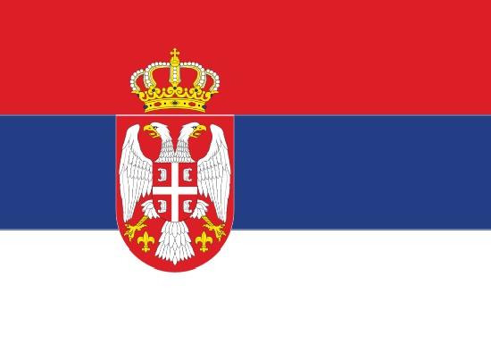 Comprar bandera de Serbia