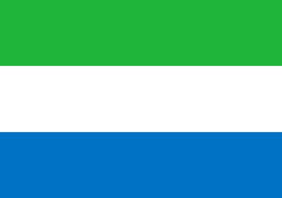 comprar bandera de sierra-leona