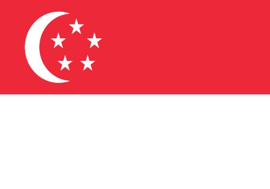 comprar bandera de singapur