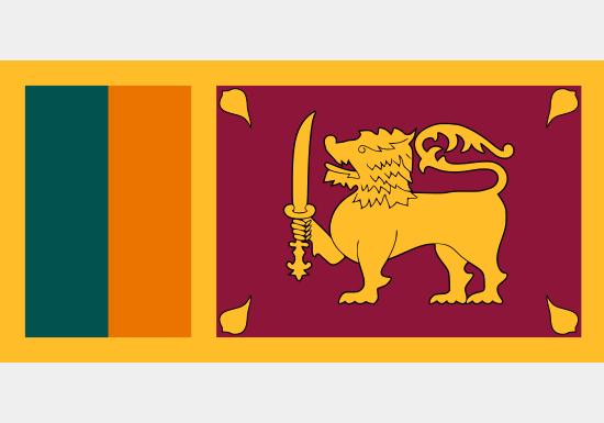 Comprar bandera de Sri Lanka