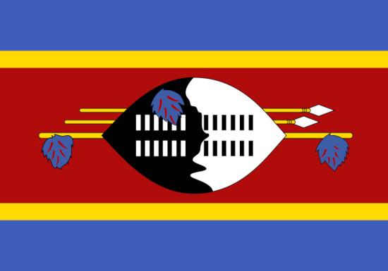 comprar bandera de suazilandia