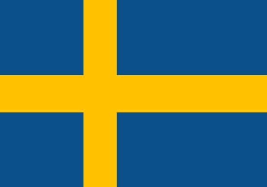 Comprar bandera de Suecia