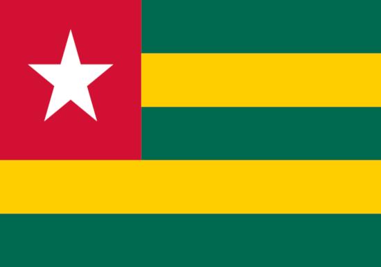 comprar bandera de togo