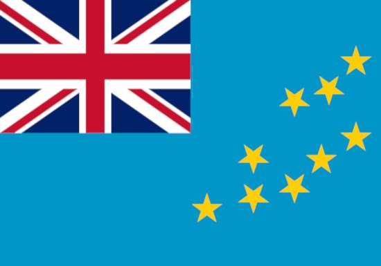 comprar bandera de tuvalu