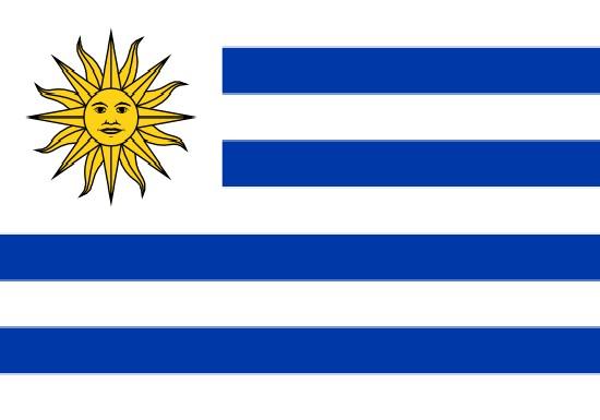 comprar bandera de uruguay