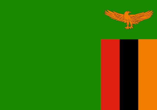 comprar bandera de zambia