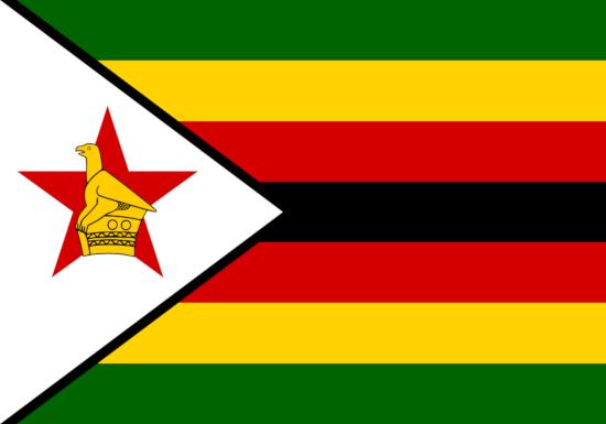 comprar bandera de zimbabue