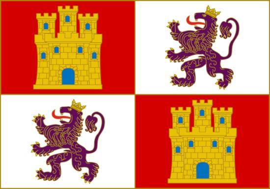 comprar bandera corona-de-castilla