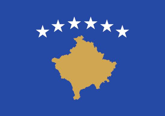 comprar bandera de kosovo