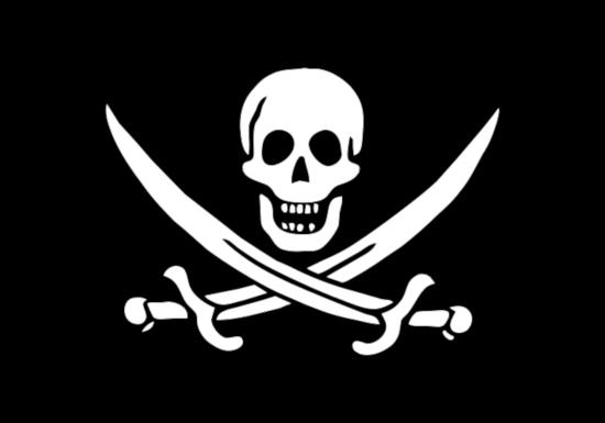 comprar bandera pirata