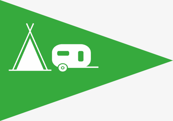 comprar bandera camping-caravaning