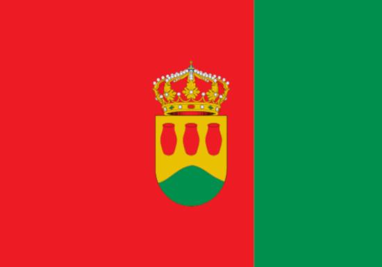 Comprar bandera de Alcorcón