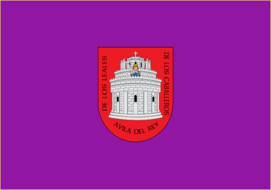 Comprar bandera de Ávila Ciudad