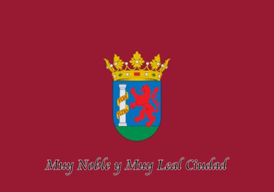 Comprar bandera de Badajoz Ciudad