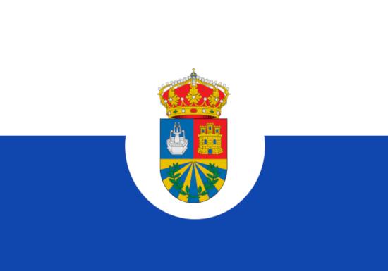 Comprar bandera de Fuenlabrada