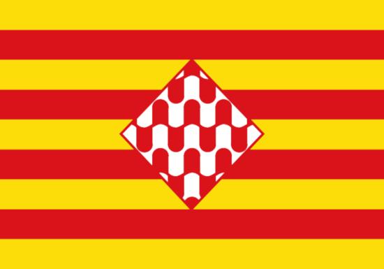 Comprar bandera de Gerona