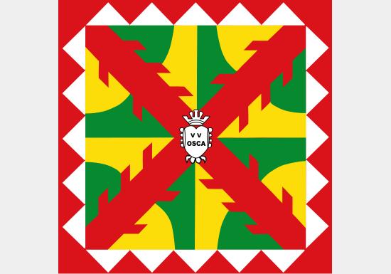 Comprar bandera de Huesca Ciudad
