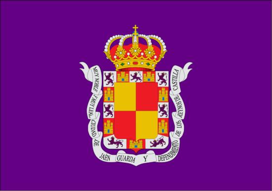 Comprar bandera de Jaén Ciudad