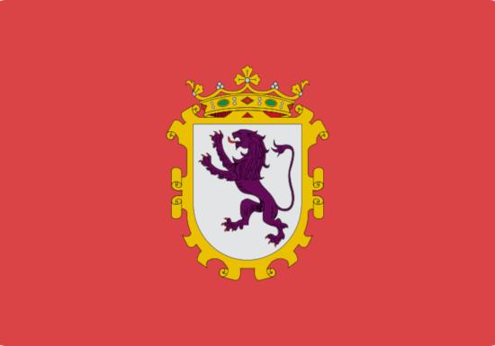 Comprar bandera de León Ciudad