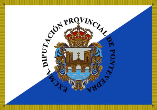 Comprar bandera de Pontevedra