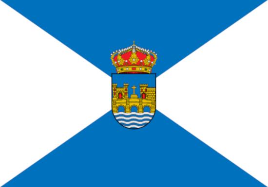 Comprar bandera de Pontevedra Ciudad