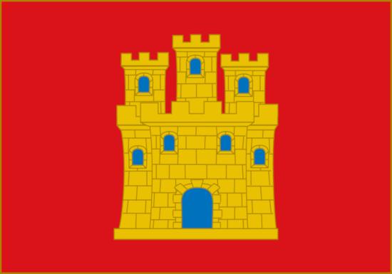 Comprar bandera del Reino de Castilla