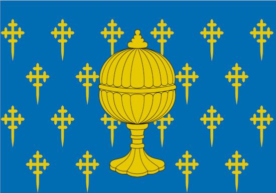 Comprar bandera del Reino de Galicia