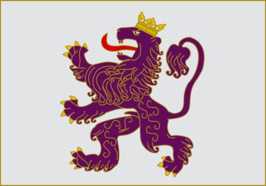 comprar bandera del reino-de-leon