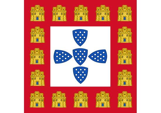 Comprar bandera del Reino de Portugal