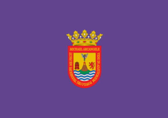 Bandera de San Cristóbal de La Laguna