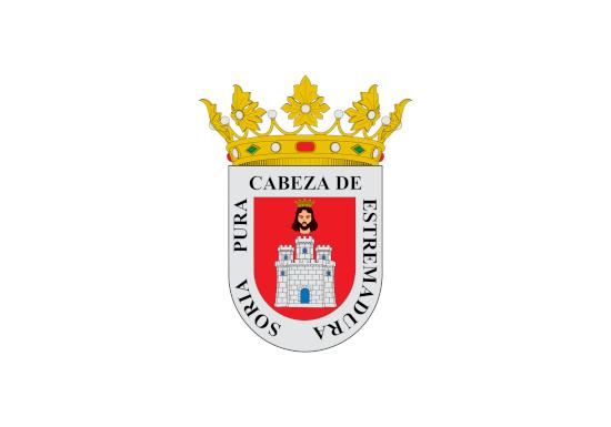 Comprar bandera de Soria Ciudad