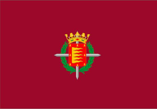 Comprar bandera de Valladolid Ciudad